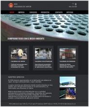 Nuevo diseño de calderasrcb.com